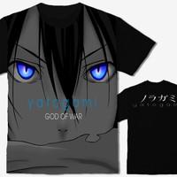 Kaos T-shirt Anime YATOGAMI Noragami 01