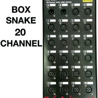 harga Box Snake 20 Channel Audio Ace-2024 Threshold Cable Extender Tokopedia.com