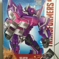 Lego Transformers 4 Shockwave
