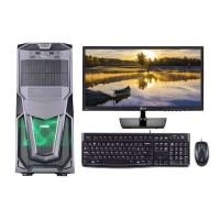 """ PC Rakitan A4 6300 - AMD Radeon HD8370 - Monitor LED LG 20"""
