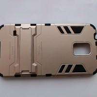 harga Case Samsung Galaxy S5 Kickstand Series - Gold Tokopedia.com