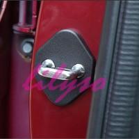 Protection Door Lock-honda Hrv-interior-4pcs