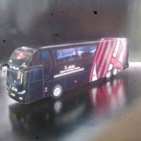 harga miniatur bus ac milan Tokopedia.com