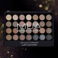 MUA Eyeshadow Palette - Ultimate Undressed