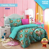 Bed Cover Set CANDY ROSE