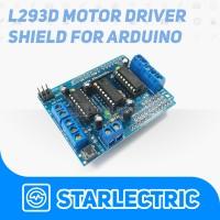 L293D Motor Driver Shield Arduino