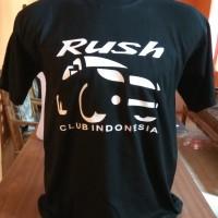 Kaos T-shirt Toyota Rush Club Indonesia