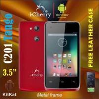 harga HP ICHERRY C201 TANGO / DUAL SIM / ANDROID | GARANSI 1 TAHUN Tokopedia.com