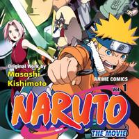 Komik Seri : Naruto The Movie Legend Of The Stone Of Gelel (Masa