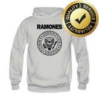 Sweater Hoodie Ramones LarisJaya