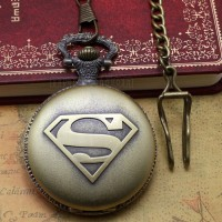 harga POCKET WATCH CHAIN - JAM SAKU RANTAI SUPERMAN Tokopedia.com