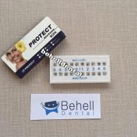 Bracket Behel Mini Roth Protect Perbaikan Gigi / Kawat Gigi