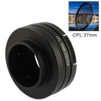 harga CPL 37mm Filter Circular Polarizer Lens Filter w/ Cap for Gopro Tokopedia.com