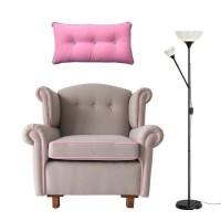 Sofa wing chair / sofa minimalis jepara