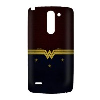 Casing Hp Wonder Woman LG G3 Stylus/G4 Custom Case