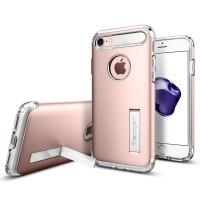 Spigen iPhone 7 Case Slim Armor - Rose Gold