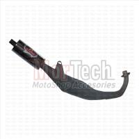 harga Knalpot Racing AHRS Standard Satria 2 Tak Hitam Tokopedia.com