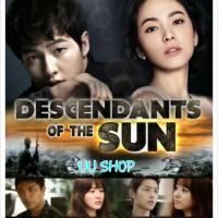Descendants of the Sun /       FILM SERI KOREA / KASET SERI DVD