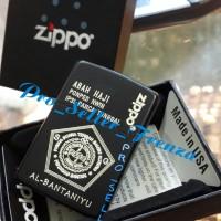 Zippo Super Premium Custom Logoo! Gratis Req Nama...!