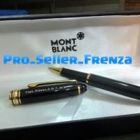 Pulpen Montblank Premium!! Gratis Request Nama/logo !!