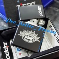 Zippo Super Premium Custom Grafir Logo PT/Perusahaan! Gratis Req nama!