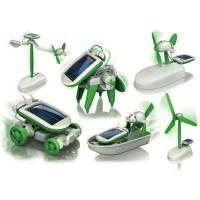 Jual Robot solar kid edukasi rakitan mainan anak melatih kecerdasan otak Murah