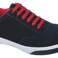 Sepatu Casual Kulit Suede Murah Trendy / Sepatu Bandung - ERTF 002