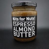 Jual Espresso Almond Butter - Selai Kacang Almond Kopi Murah