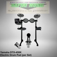 harga Elektrik Drum Yamaha Dtx450 / Dtx450k / Dtx-450k / Dtx 450 / Dtx450k Tokopedia.com