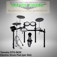 Elektrik Drum Yamaha DTX562 / DTX562K / DTX-562K / DTX 562 / DTX562K