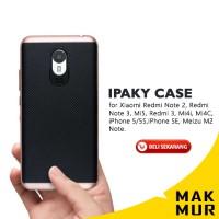 harga IPAKY Case Xiaomi Redmi Note 2 3 Mi4i Mi4C Mi5 iPhone 5 SE Meizu M2 Tokopedia.com