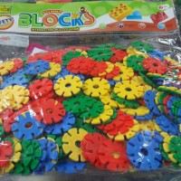 harga SNOWFLAKE Puzzle BOMBIK Blocks Keping Tazos Mainan Edukasi Bombiq Tokopedia.com