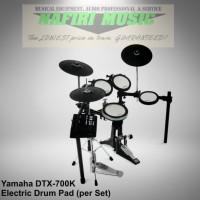 Elektrik Drum Yamaha DTX700 / DTX700K / DTX-700K / DTX 700 / DTX700K