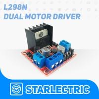 L298N Motor Driver Board