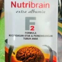 Nutribrain extra Albumin F2, formula kecerdasan otak anak