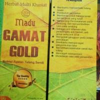 Madu Gamat Gold, nutrisi rawan tulang sendi