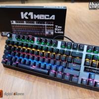Digital Alliance K1 Rainbow Mechanical Outemu (Blue / Red Switch)