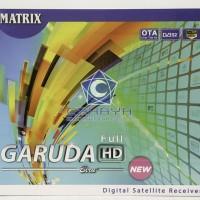 Receiver Parabola Matrix Garuda BIRU HD Bein Sports Bola Soccer TV