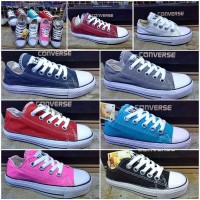 harga Sepatu Converse All Star Anak 2 3 4 5 Tahun Sd Smp Tokopedia.com