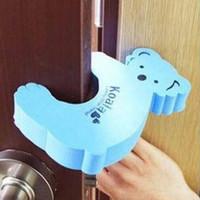 Door Stopper Pengganjal pengaman penahan pintu bentuk binatang- ahm082
