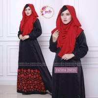 BRANDED GAMIS / DRESS FATIHA ORI BY GDA BOUTIQUE
