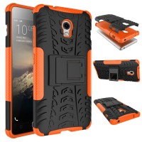 Lenovo Vibe P1 Turbo Hard Soft Case Rugged Armor Kick Stand not metal