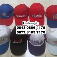Terima Produksi segala jenis Topi serta souvenir untuk kebutuhan Promo
