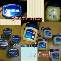 Jual VASELINE PETROLEUM JELLY ARAB / LIP BALM 120ML GROSIR MURAH Murah