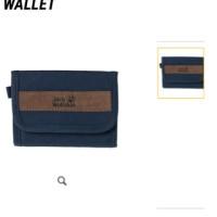 JACK WOLFSKIN EMBANKMENT WALLET DOMPET ORIGINAL JWS