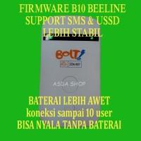 MODEM WIFI BOLT ZTE MF90 FIRMWARE BEELINE B10 UNLOCK (semua gsm)