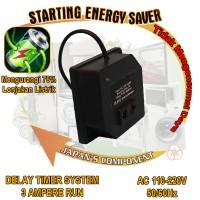 EELIC EVG3A Penghemat Energi Awal Listrik Delay Timer Auto Soft Start