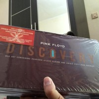 Box Set 14 Cd Pink Floyd - Discovery (Import)