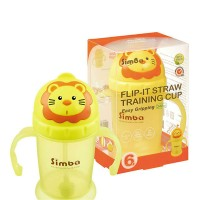 SIMBA Flip-It Straw Training Cup (p9938)