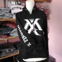 jaket jumper hoodie MONSTA X
